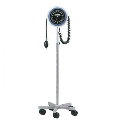 Riester aneroïde bloeddrukmeter wand- trolleymodel