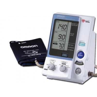 Digitale bloeddrukmeteres
