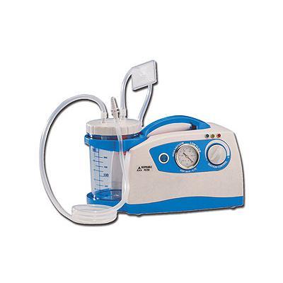 Medische aspirator en borstpomp