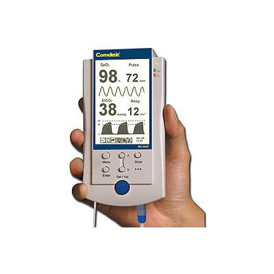 Veterinaire oximeters