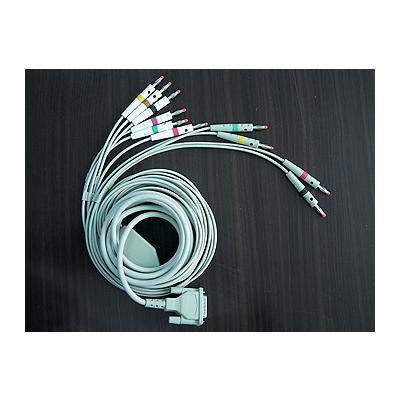 Elektroden kabels en accessoires voor ECG