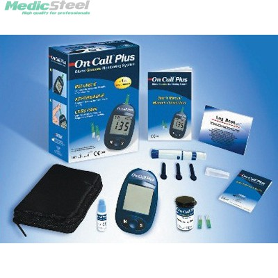 GLUCOSE MONITOR PLUS kit (mmol/L)