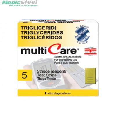 MULTICARE™ TRIGLYCERIDES STRIPS