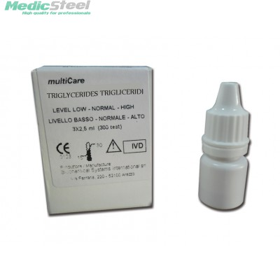 MULTICARE™ TRIGLYCERIDES CONTROL SOLUTION