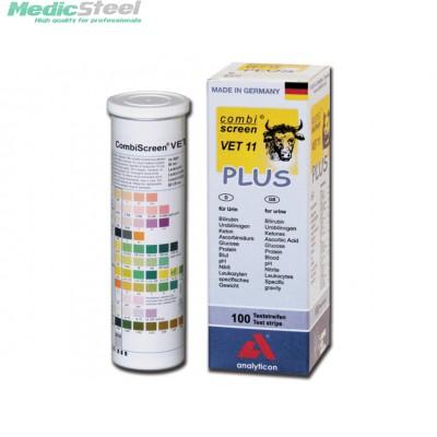 Veterinaire urine strips