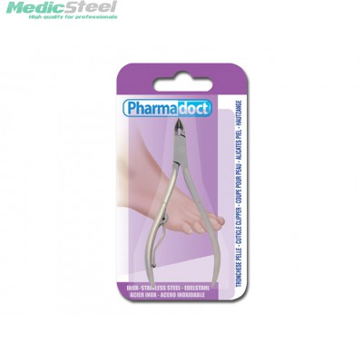 PHARMADOCT CUTICLE CLIPPER carton of 12 boxes