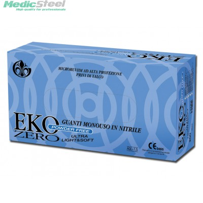 EKO NYTRILE GLOVES powder free