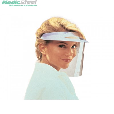 VISOR SHIELD PROTECTOR with 3 visors