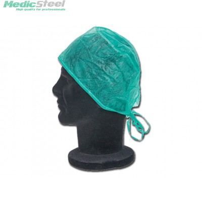 SURGEON CAP green