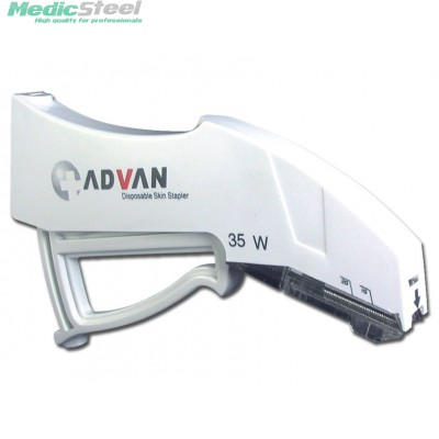 DISPOSABLE STERILE SKIN STAPLER