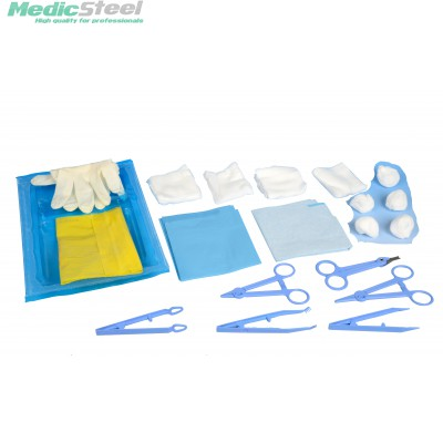 SUTURE KIT 1 sterile