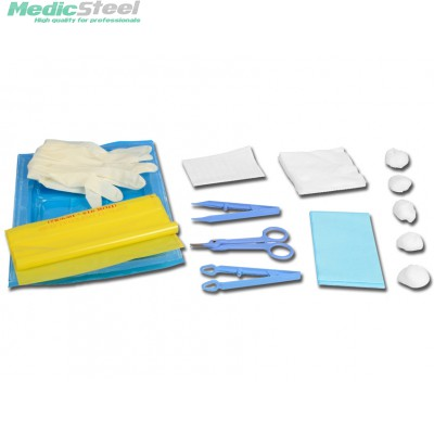 SUTURE REMOVAL KIT 3 sterile