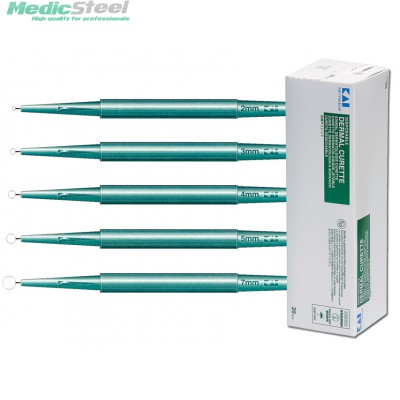 DERMAL CURETTE