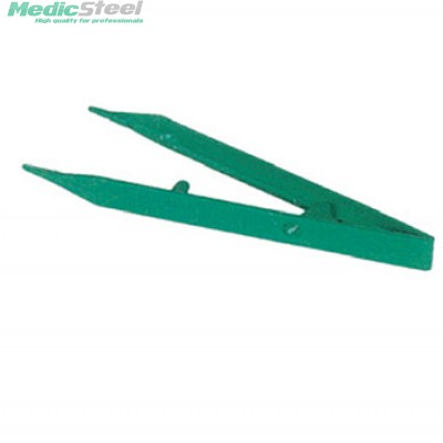 DISPOSABLE ANATOMY FORCEPS sterile 12 cm