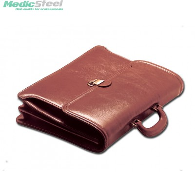 PRIMATO PRIME LEATHER MEDICAL BAG