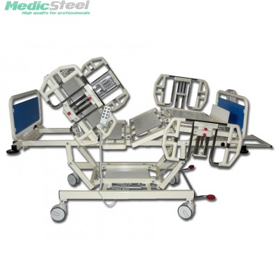 BARIATRIC ELECTRIC BED 4 extendable sections