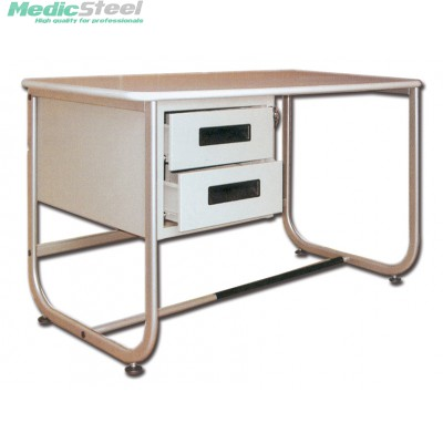 DESK 130 x 71 cm with 2 drawers