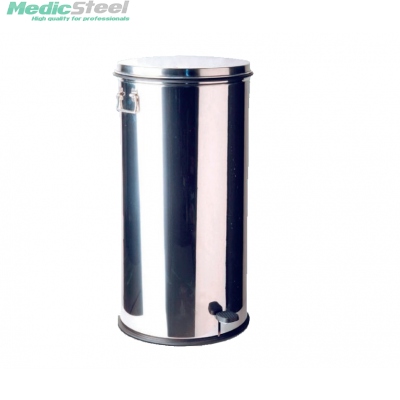 WASTE BIN 70 l with pedal