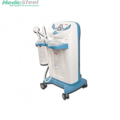 HOSPI PLUS SUCTION ASPIRATOR 230V with footswitch