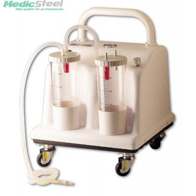 TOBI CLINIC SUCTION ASPIRATOR 230V  - with footswitch