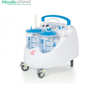 MAXI ASPEED SUCTION 60 l 2x2 l jar  230V - with footswitch