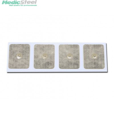GELLED ELECTRODES 45 x 35 mm