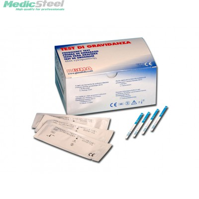 PREGNANCY TEST - professional - strip 4 mm