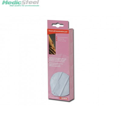 BREAST SELF EXAM PAD  reusable