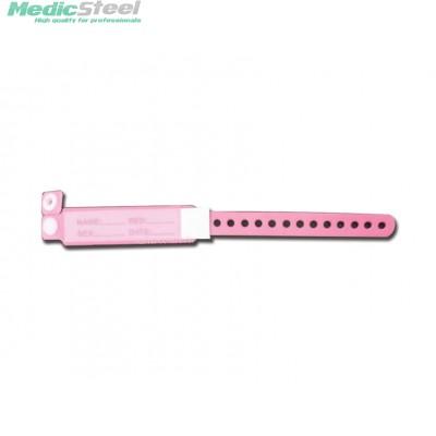 I.D. BRACELET - pink