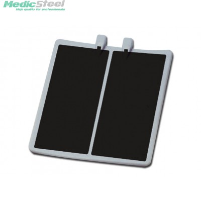 REM RUBBER PLATE 20 x 15 cm without cable