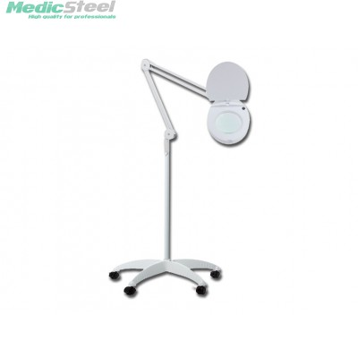 LOUPE LED MAGNIFYING LIGHT trolley