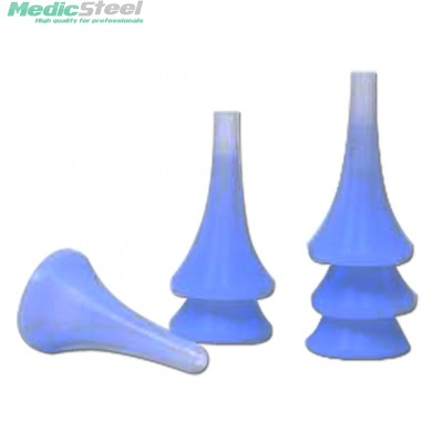 SILICONE SPECULA Ø 4.2 mm - reusable (for code 32166)