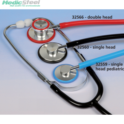 TRAD SINGLE HEAD STETHOSCOPE