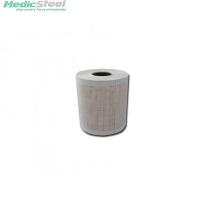 Thermisch papier 50mm x 25 m voor electrocardiograaf