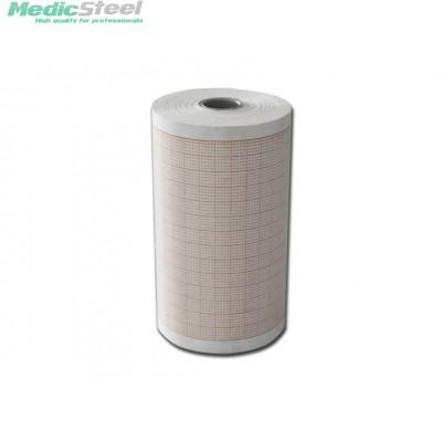 Thermisch papier 80mm x 25 m voor electrocardiograaf