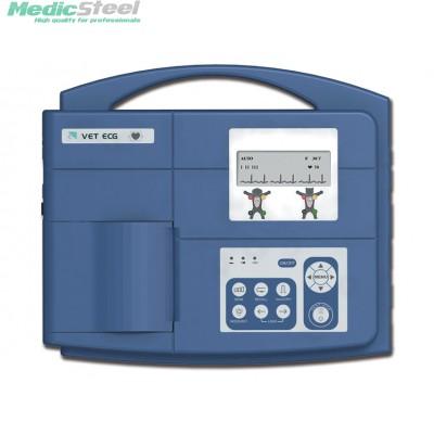 Digitale veterinaire 1 kanaals elektrocardiograaf
