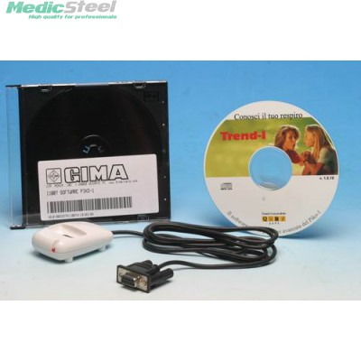PC DATA DOWNLOAD MODULE + SOFTWARE (for codes 33434/35)