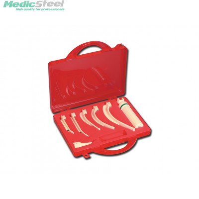 EMERGENCY CASE plastic handle + 6 disposable blades