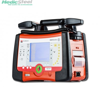DEFIMONITOR XD110 DEFIBRILLATOR - manual + AED with pacer