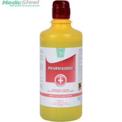 IODOPOVIDONE ANTISEPTIC 125 ml