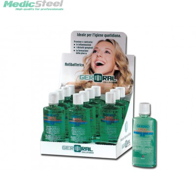 GERMORAL MOUTHWASH 300 ml + DISPLAY