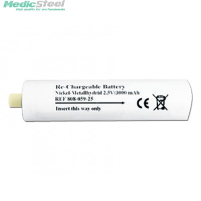 """P Li Ion RECHARGEABLE BATTERY 3.5V - pediatric (for code 31542)"""""""""""