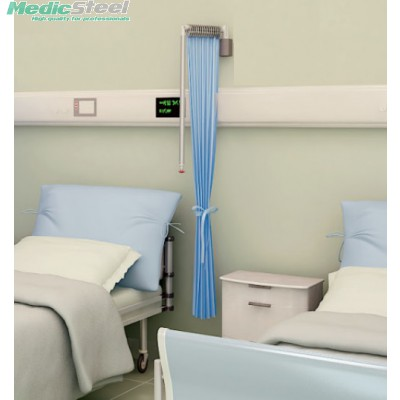 ADJUSTABLE FOLDABLE ARM - without curtain