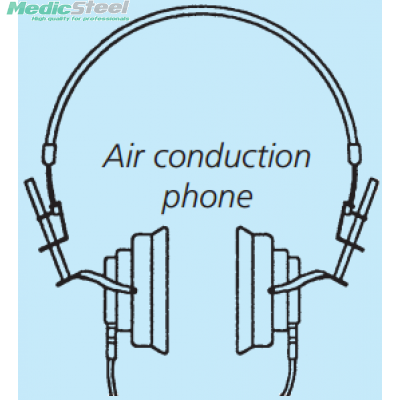 AIR CONDUCTION PHONE TDH39 spare