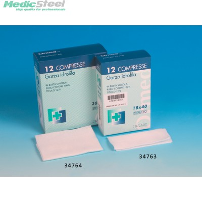 COTTON GAUZE - box of 12