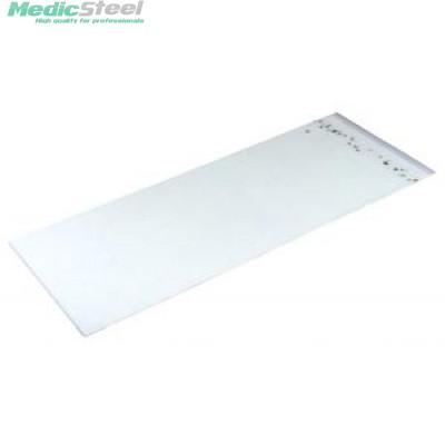 Ontsmettingsmat - 45 x 115 cm - wit