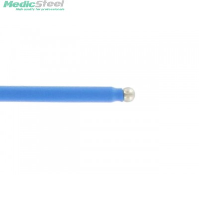 ELECTRODE BALL POINT Ø 3 mm - straight