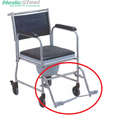 FOOT REST (pair for code 27703)