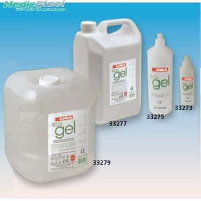 ULTRASOUND GEL TRANSPARENT