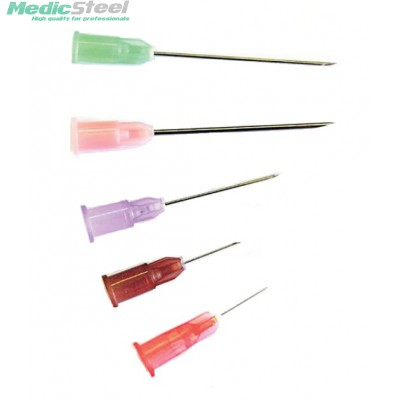 HYPODERMIC NEEDLE sterile